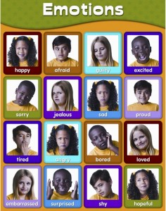 wlhEmotions Poster - Children's Emotions | The Childminding Shop